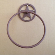 Big Star Towel Ring