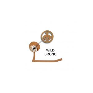 Wild Bronce Toilet TIssue Holder