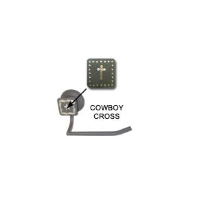 Cowboy Cross TP Holder