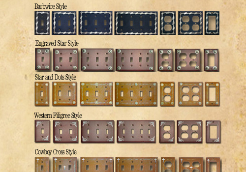 Light Switch & Electrical Covers