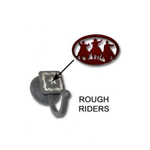 rough riders robe hook